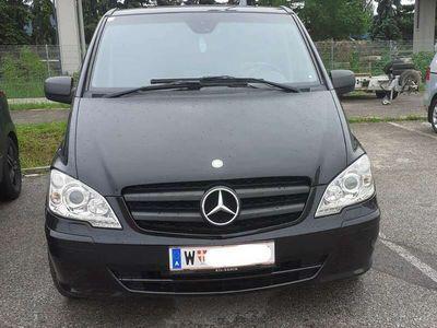 gebraucht Mercedes Vito 113 CDI Extralang Aut.
