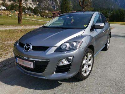 gebraucht Mazda CX-7 CD 173 Revolution Top SUV / Geländewagen