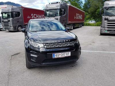 gebraucht Land Rover Discovery Sport 2,0 eD4 HSE e-Capability