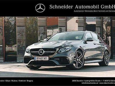 gebraucht Mercedes S63 AMG E-Klasse EAMG 4MATIC+ Aut. Limousine