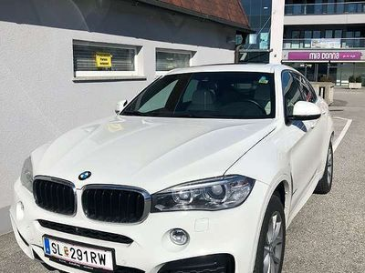 gebraucht BMW X6 xDrive30d Sport Activity Coupé Österreich-Paket A