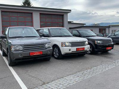 gebraucht Land Rover Range Rover 3,6 TdV8 Vogue DPF *Navi*Schiebedach*Sitzheizung