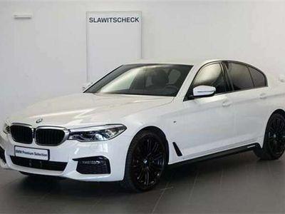 gebraucht BMW 530 d xDrive Limousine M-Paket NP: €92.662,-
