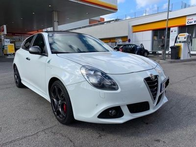 gebraucht Alfa Romeo Giulietta Quadrifoglio Verde 1.750 TBi TCT