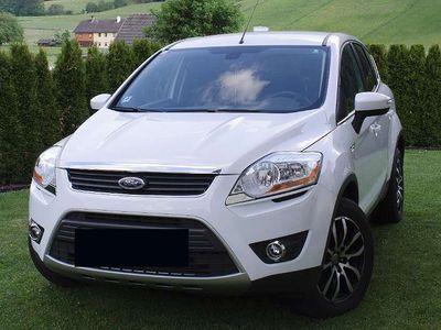 gebraucht Ford Kuga Kuga2,0 Trend 4x4 TDCI SUV / Geländewagen