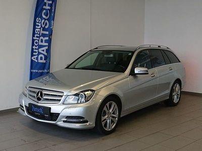 gebraucht Mercedes C220 T CDI Avantgarde A-Edition plus 4MATIC
