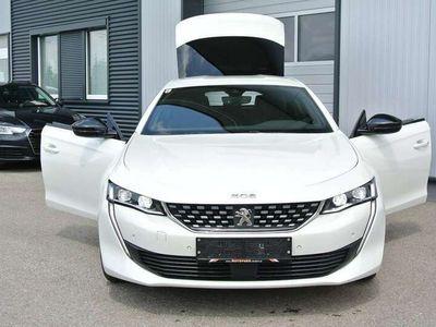 gebraucht Peugeot 508 1.5 HDI130 EAT8 * GT-line * LEDER * NAVI* LED-SW