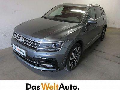 gebraucht VW Tiguan Alls. HL TDI 4MOTION DSG 5-Sitzer SUV / Geländewagen