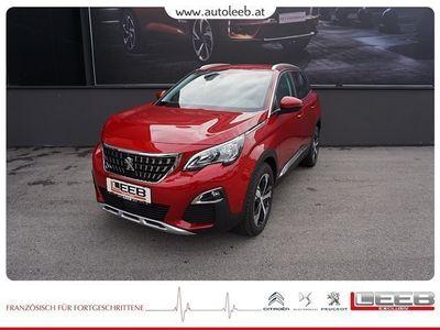 gebraucht Peugeot 3008 1,5 BlueHDi 130 S&S 6-Gang Allure