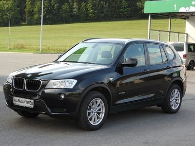 gebraucht BMW X3 xDrive20d Österreich-Paket Aut. +AHK+Xenon SUV / Geländewagen,