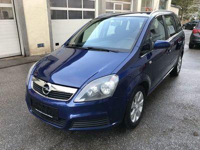 gebraucht Opel Zafira B Style 19 CDTI
