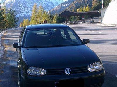 gebraucht VW Golf IV 1,4 16 V Klein-/ Kompaktwagen