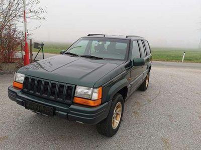 gebraucht Jeep Cherokee ERSTBESITZ!