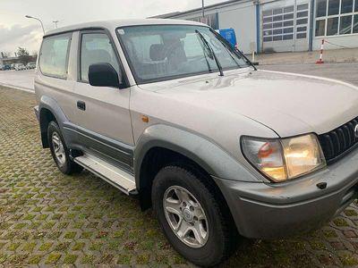 gebraucht Toyota Land Cruiser Land Cruiser3,0 VX TDE Aut. PICKERL NEU!!! SUV / Geländewagen