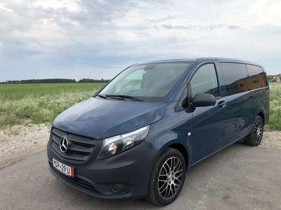 gebraucht Mercedes Vito 116 CDI BlueEfficiency extralang