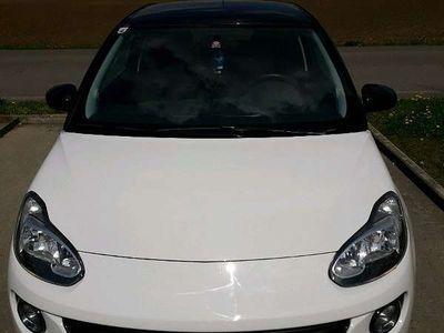 gebraucht Opel Adam Black&White Eco Klein-/ Kompaktwagen,