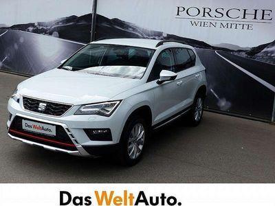 gebraucht Seat Ateca Style 1.6 TDI SUV / Geländewagen,