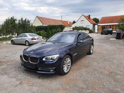 gebraucht BMW 740 7er-Reihe Allrad Diesel (F01) xDrive Aut.