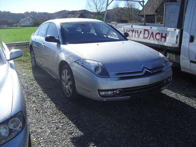 gebraucht Citroën C6 2,7 V6 Exclusive FAP Aut. *Motorschaden* Limousine,