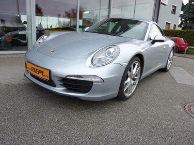 """gebraucht Porsche 911 Carrera 991 PDK NUR 20.500 KM Neuzustand 20"""" Alu"""
