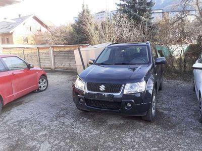 gebraucht Suzuki Grand Vitara 1,6 VVT deluxe