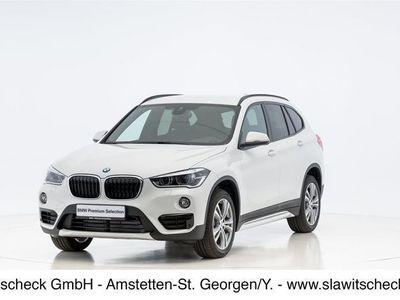 gebraucht BMW X1 xDrive18d SUV
