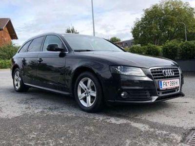 gebraucht Audi A4 Attraction Avant (8K5)