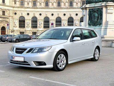 gebraucht Saab 9-3 9-3Vector Sport-Kombi 2.0t BioPower Kombi / Family Van