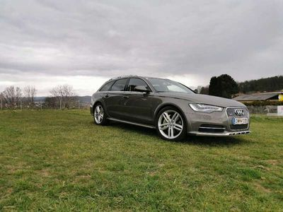 gebraucht Audi A6 Allroad A6 allroad3.0 TDI 8-Gang Kombi / Family Van