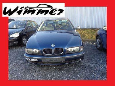 brugt BMW 525 5er-Reihe tds Limousine,