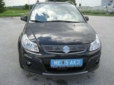 gebraucht Suzuki SX4 1,6 GLX 4WD Shine SUV / Geländewagen