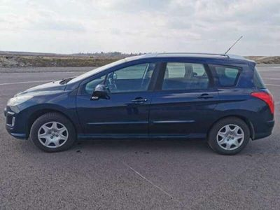 gebraucht Peugeot 308 1,6 HDI Kombi / Family Van