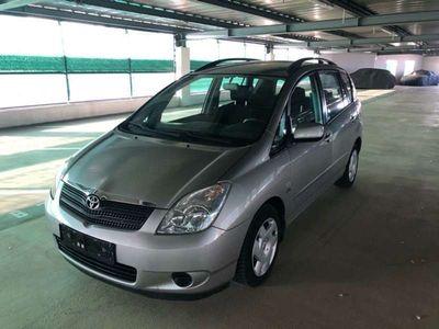 gebraucht Toyota Corolla Verso 2.0 D-4D