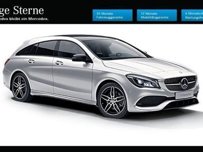 gebraucht Mercedes CLA200 Shooting Brake d 4MATIC Aut.
