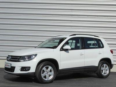 used VW Tiguan Basis TSI BMT
