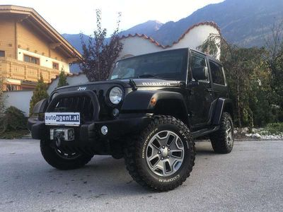 brugt Jeep Wrangler Rubicon 2,8 CRD Aut.
