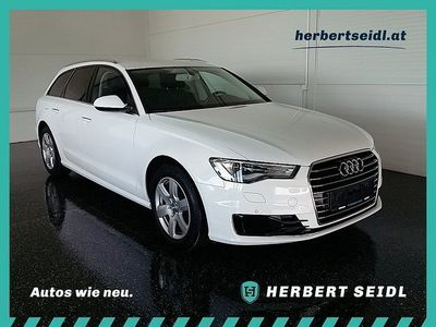 gebraucht Audi A6 Avant 2,0 TDI ultra *NAVI / XENON / AHV*