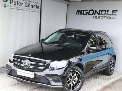 gebraucht Mercedes GLC350 GLC-Klasse4MATIC Aut. SUV / Geländewagen