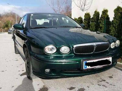 gebraucht Jaguar X-type 2,0 Diesel Limousine