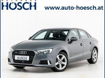 brugt Audi A3 Limousine 35 TDI quattro Sport LP: 47.688,-€