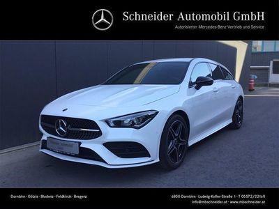 gebraucht Mercedes CLA180 Shooting Brake ***AMG-PAKET***