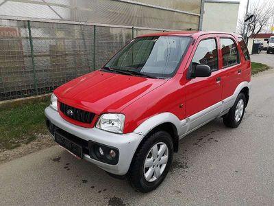 gebraucht Daihatsu Terios 1,3 Top*KLIMA*NEUES PCIKERL BIS 4/2021*ALLARAD* NUR 82 TKM** SUV / Geländewagen