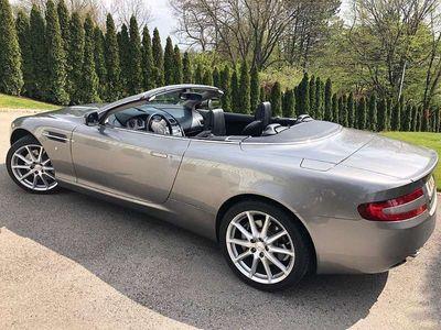 gebraucht Aston Martin DB9 Volante Touchtronic II Cabrio / Roadster