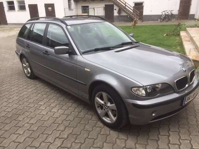 gebraucht BMW 318 3er-Reihe Kombi Diesel (E46) touring Österreich-