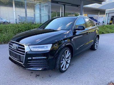 gebraucht Audi Q3 2,0 TFSI quattro S-tronic