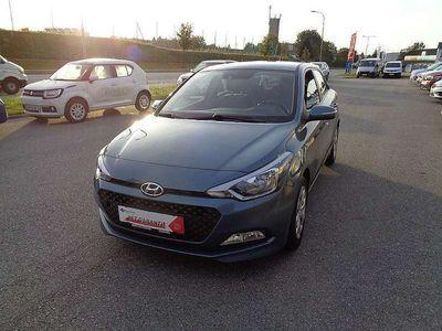 gebraucht Hyundai i20 1,25 Limited Plus