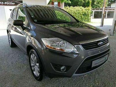 gebraucht Ford Kuga 2,0 Titanium 4x4 TDCI DPF !1.Besitz/Serviceheft!