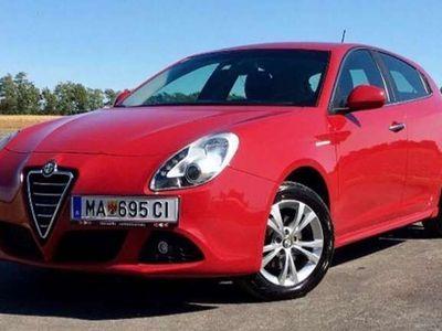 gebraucht Alfa Romeo Giulietta 1,4 TBi Distinctive