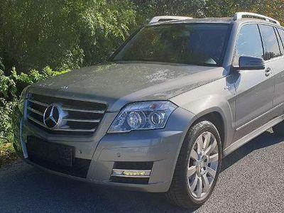 gebraucht Mercedes GLK220 CDI BlueEfficiency A-Edition 7G Tronic 4Matic SUV / Geländewagen