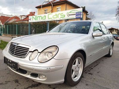 gebraucht Mercedes E220 E-KlasseAvantgarde CDI Sequentronic Limousine